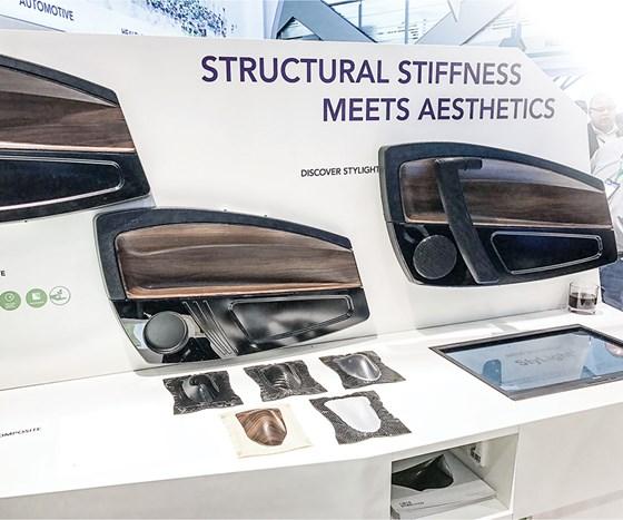 Ineos Styrolution styrenic based composite