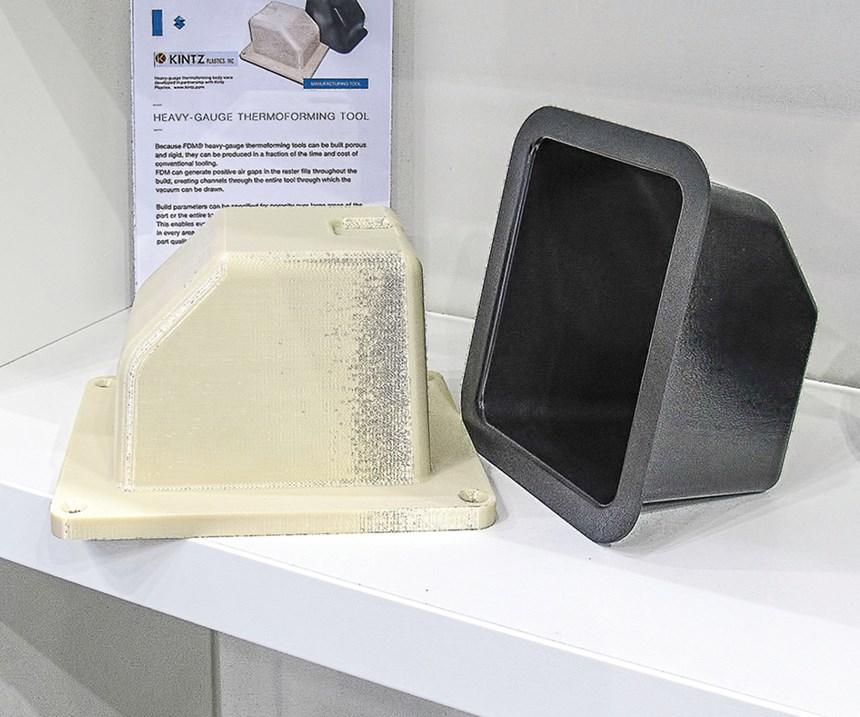 stratasys FDM printed tool
