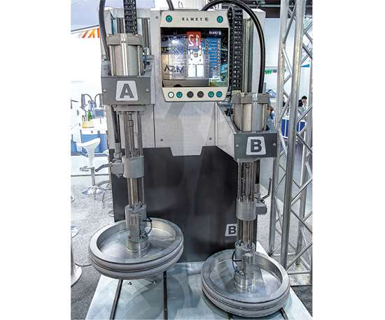 TOP 5000 P pumping system Elmet