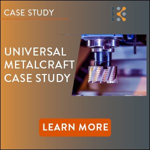 Universal Metalcraft Case Study