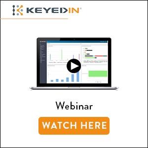 KeyedIn Homepage