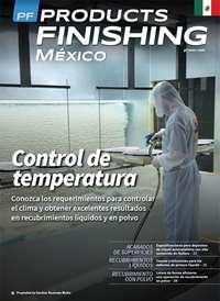 Febrero Products Finishing México número de revista