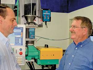 New Drying Technology Helps Moldmaker Get Back to Molding