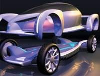 General Motors' concept car AUTOnomy