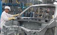 welding yard at HMA