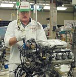 North American Honda plant