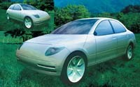 """PNGV-Class"" UltraLight Steel Auto Body (ULSAB) Advanced Vehicle Concept (AVC)"