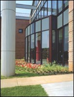 Clark County Athens Regional Library storefront