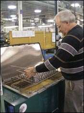 Eaton also operates a smaller ultrasonic system