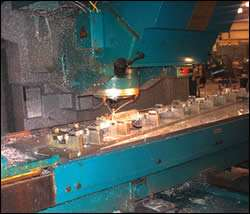 benefits of adhering to high speed machining disciplines