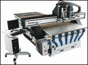Simple CNC Router For Nested Flat Parts