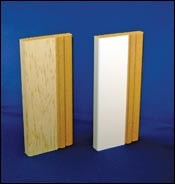 'Wood-Looking' Window Trim