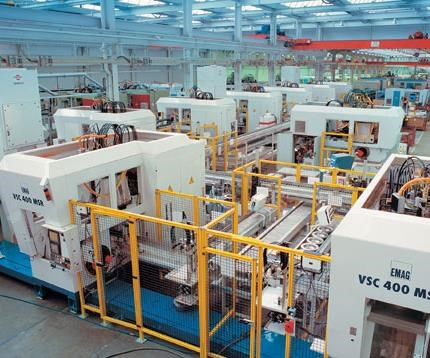 machine cells