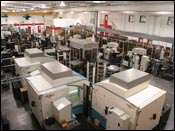 MGS automated tooling facility