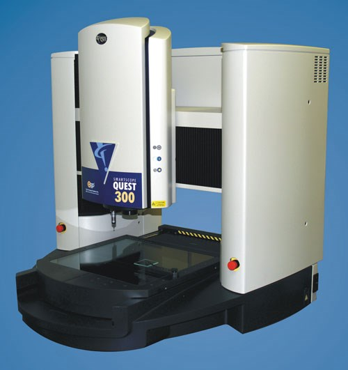 SmartScope Quest 300 multi-sensor measurement system
