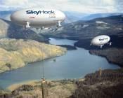 Skyhook JHL-40 heavy-lift aircraft