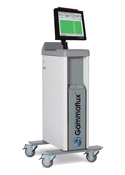 Gammaflux hot-runner temperature controller.