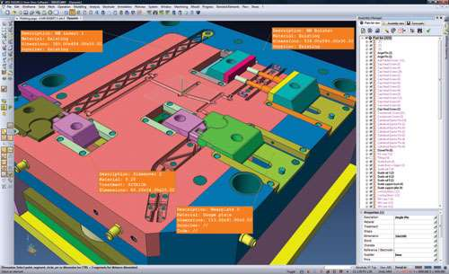 VISI CAD/CAM software