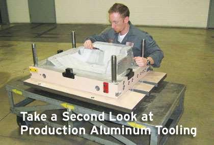 aluminum tool production