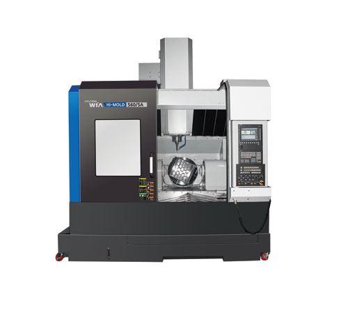 Hi-Mold 560 VMC
