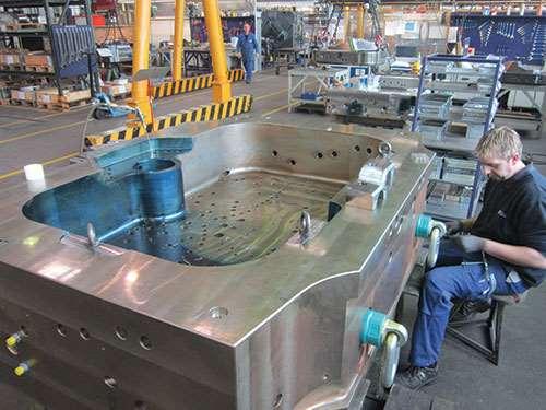 aluminum automotive components