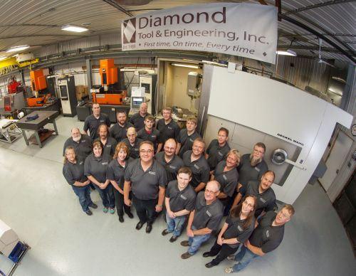 diamond expansion