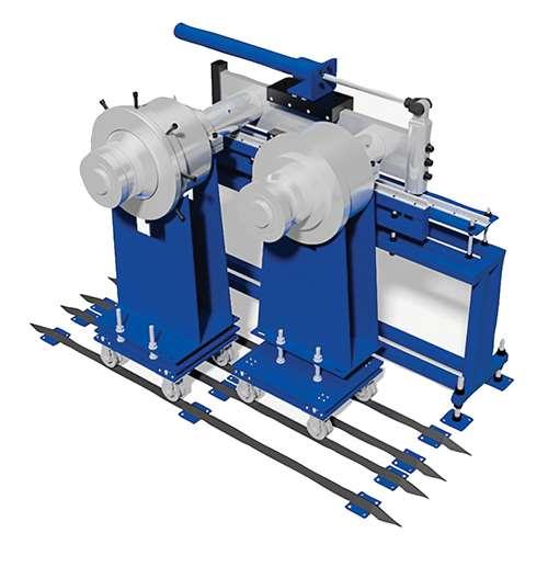 Cambiador de dado hidráulico de PSI