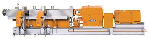 Nuevo sistema extrusor doble tornillo ZSE-90 MAXX de Leistritz