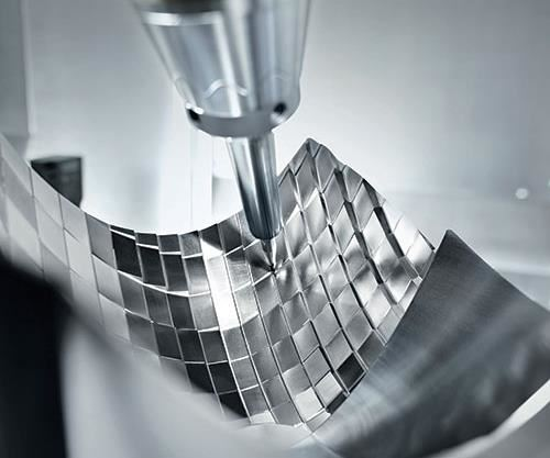 five axis machining