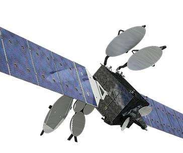 Orbital ATK's GEOStar-3 communications satellite