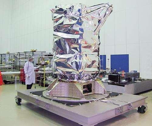 GeoEye satellite
