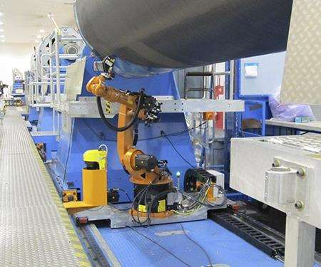 Automated Composite Structure Inspection System (ACSIS)