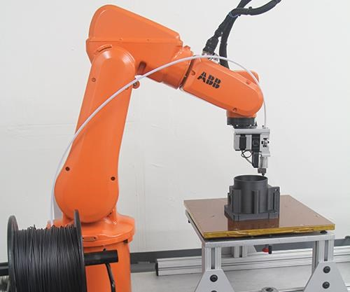 Automation Robots Taking Off In Commercial Aircraft