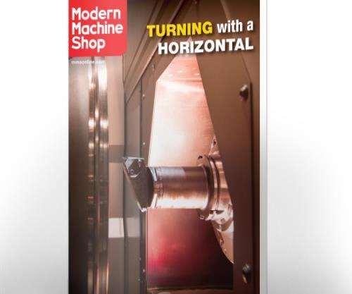 Modern Machine Shop March 2016
