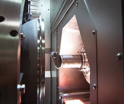 extended cutting spindle