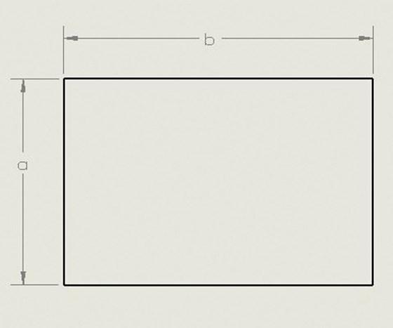 hydraulic diameter rectangular passage
