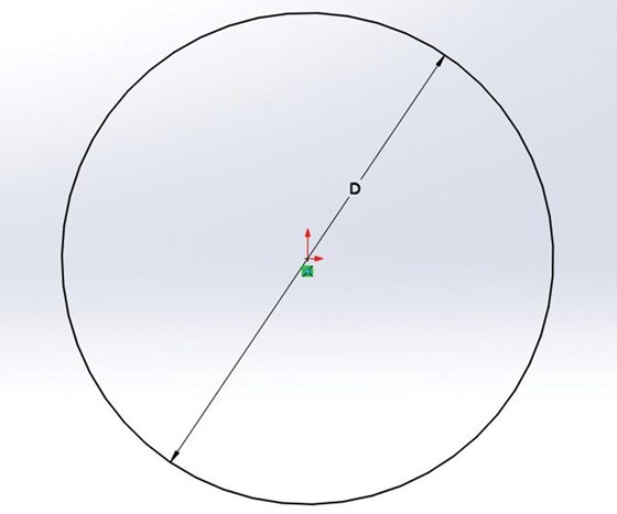 hydraulic diameter