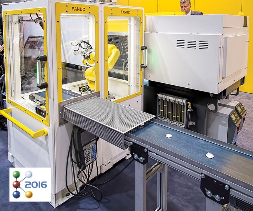 plug and play modular automation cells