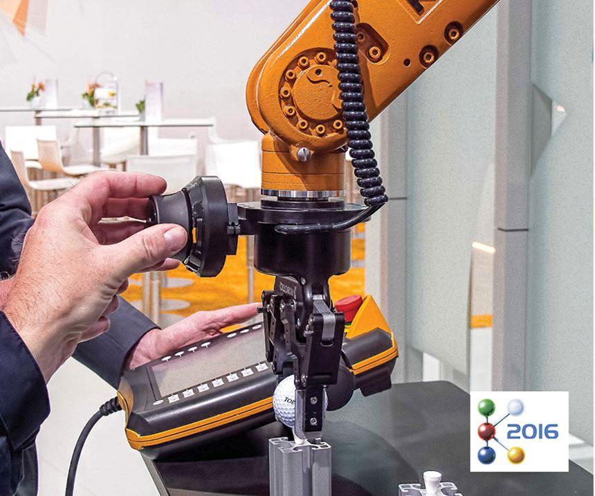 standard six axis robots