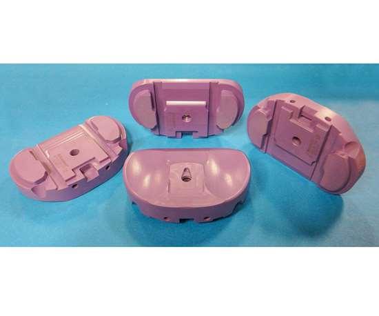 plastic trail tibial inserts