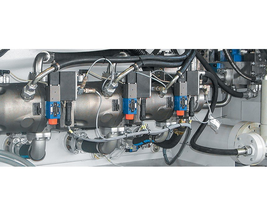 hyrdaulic motor