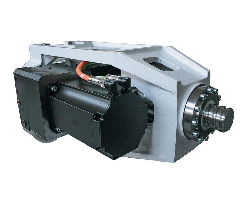 injection servo motor
