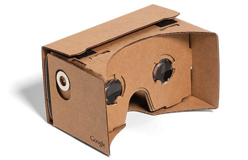Technically, Google Cardboard can be considered the first widely available, consumer-grade VR headset. Cheap! Starting at around $20, not including smartphone and smartphone services.