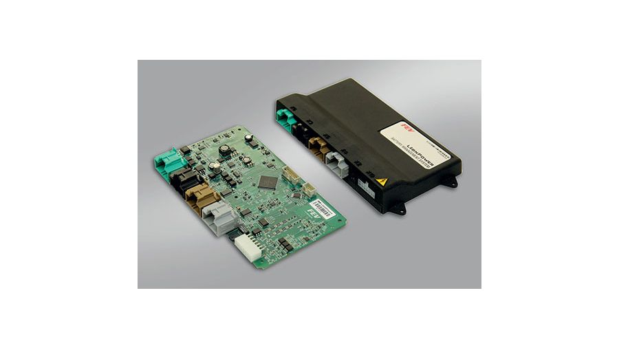 Battery management system (BMS) developed by FEV can be used for hybrid or full electric vehicles.