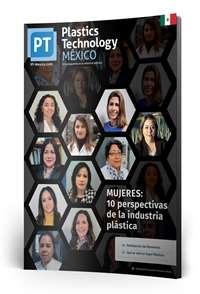 Marzo Plastics Technology México número de revista