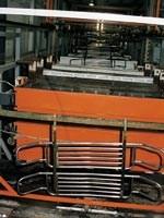 Nickel-chromium plating line