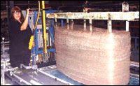 nickel plated steel wool