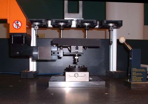 integrated tooling system
