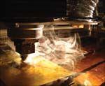 ultra high-speed machining