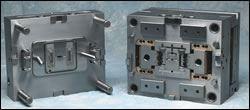 SPI Class 102 automotive connector mold